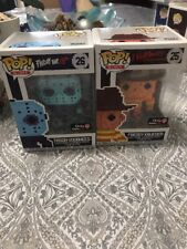JASON VOORHEES Friday the 13th Pop 8-BIT  #26 Gamestop Freddy #25