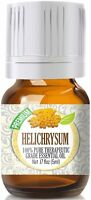 "Helichrysum Essential Oil 5ml - 100% Pure Therapeutic Grade Oil ""FREE SHIPPING"""