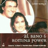 AL BANO & ROMINA POWER - LOVE SONGS  CD 18 TRACKS ITALO POP NEU