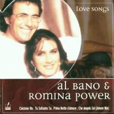 AL BANO & ROMINA POWER - LOVE SONGS  CD 18 TRACKS ITALO POP NEU