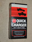 Rare Vintage COX Quick Charger for SIDEWINDER & SCORPION RC Car Batteries New