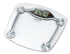 Taylor 7506 Chrome & Glass Lithium Digital Scale