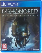 Dishonored. Definitive Edition. Ps4. Fisico. Pal Es