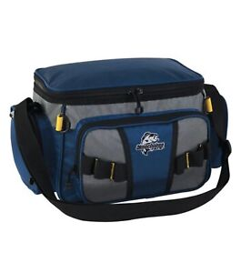Okeechobee Fats Small Soft-Sided Tackle Bag With Two Medium Utility Lure Box