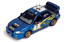 Subaru Impreza WRC - Peter Solberg/P. Mills - 1st Cyprus 2003 #7 - Ixo
