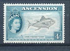 ASCENSION 1956 DEFINITIVES SG63 4d  MNH