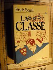 LIBRO - LA CLASSE - E. SEGAL - DE AGOSTINI 1985  -  COME NUOVO