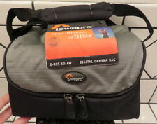 LOWEPRO D RES 50 AW CAMERA BELTPACK BAG Black Gray 9x5x6 NEW with Tag!
