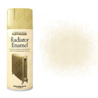 x1 Rust-Oleum Ultra-Tough Radiator Enamel Spray Paint Heirloom White Gloss