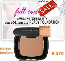 Bare Escentuals Bare Minerals Foundation READY Golden Medium R270 14g