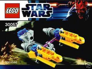 LEGO Star Wars Anakins Podrenner Podracer 30057