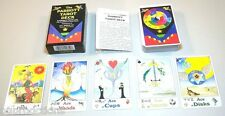 TAROT CARDS DECK SS ADAMS Parrott Fortune Teller Gift 82 Set Magic Trick Game