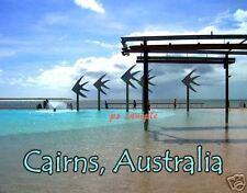Australia - CAIRNS - Travel Souvenir Magnet