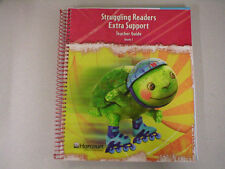 HSP California Excursions Grade 1 Extra Support Teacher Guide 0153810246