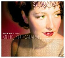 CD Meric Yurdatapan Oriental Jazz Live in Mainz