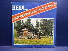 BO Feuilleton TV Heidi SIEGFRIED FRANZ La chanson d'Heidi MARIE FRANCE CAT8000