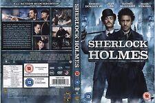 Sherlock Holmes (DVD, 2010) Robert Downey Jr.,Jude Law, Rachel McAdams