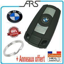 COQUE Clé BMW E90 E60 E61 E63 E64 E87 E70 E71 X5 X6 Z4 SERIE 1 3 5 6 7 CLEF PLIP