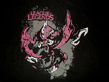 League of Legends CHOGATH CHO'GATH T Shirt Sz XL 100% Cotton Black Gaming