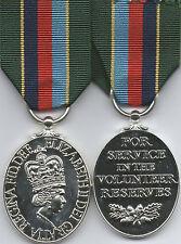 Volunteer Reserve Service Medal Copy