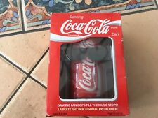 More details for dancing coke coca cola can unopened