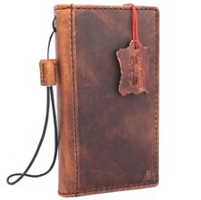 Genuine real leather Case for apple iphone 6s  book wallet cover s 6 holder card