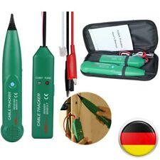 Kabelsucher Leitungssucher Kabeltester Leitungssuchgerät Cable Tracker Prüfgerät