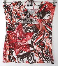 Ärmellose Damenblusen, - tops & -shirts mit Übergröße in Größe 46