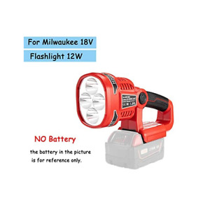 Replacement For Milwaukee M18 18V LED Work Light Torch M18SLED AU