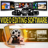 PROFESSIONAL VIDEO EDITING SOFTWARE MOVIE STUDIO FULL COMPLETE SOFTWARE PROGRAM