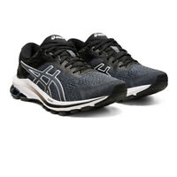 Asics Womens GT-1000 10 Running Shoes Trainers Sneakers Grey Sports Breathable