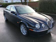 S-Type Saloon More than 100,000 miles Vehicle Mileage Cars
