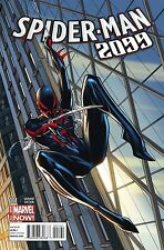 SPIDERMAN 2099 1 VOL 2 RARE J SCOTT CAMPBELL VARIANT AMAZING NM SOLD OUT