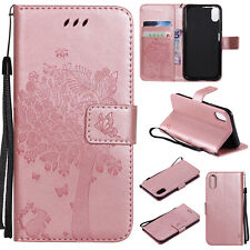 Luxury Magnetic Flip Wallet Stand Strap Case For OnePlus 7 8 Pro iPhone 11 NOKIA