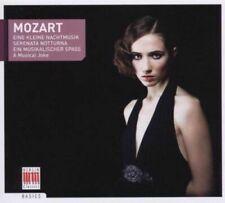 Mozart: Eine Kleine Nachtmusik; Serenata Notturna; Ein Musikalischer Spass CD