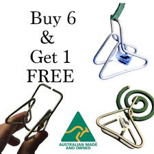 Buy 6 - GET 1 FREE - Crochead the Only Mozzie Coil Holder Solution