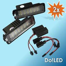 LED Kennzeichenbeleuchtung VW Golf 6 7 Polo 6N2 9N 9N3 6R Scirocco Passat CC 3C