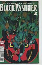 Black Pather #6 NM Marvel Comics CBX38