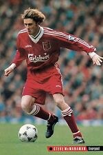 Foto de fútbol > Steve McManaman Liverpool 1995-96