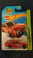 HOT WHEELS '71 DATSUN BLUEBIRD RARE WHEELS VARIATION VHTF . JDM.