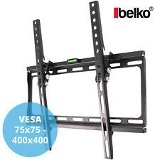 TV Wandhalterung Wandhalter LCD LED Fernseher 32 - 65 Zoll Flach neigbar 55