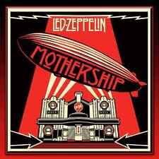Led Zeppelin Mothership Album Cover 3' x 3' Vinyl Banner Poster