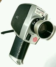 CINEPRESA VIDEOCAMERA DIGITALE SUPER 8 BAUER SUPER D3 10.5-32 mm 1.8 del 1976