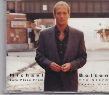 Michael Bolton-Safe From The Storm promo cd single