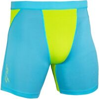 Craft Cool Mesh Mens Boxer Short White Flat Seams Anti-Chafe Sports Underwear