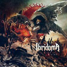 Ibridoma City Of Ruins Cd 2018 Heavy Metal New