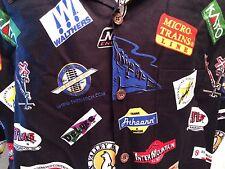 Model Train Logo XL Mens Shirt Gorilla Atlas Bachman Walthers Athearn Kato