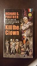 "Richard S. Prather, ""Kill the Clown,"" 1962, Gold Medal R2083, VG+/NF, 1st"