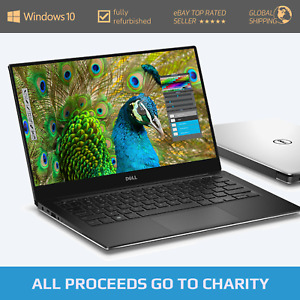 "Dell XPS 13 9350 - 13.3"" QHD+ TOUCHSCREEN (256GB SSD + i5 6th Gen)"
