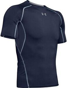 Under Armour Men's HeatGear Armour Short Sleeve Compression T-Shirt  M